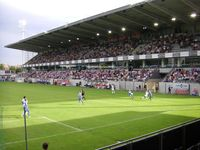 King Power at Den Dreef Stadion