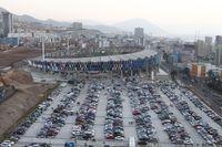 Estadio Regional Calvo y Bascuñán de Antofagasta