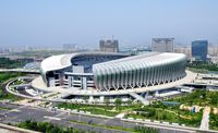 Jinan Olympic Sports Center Stadium (Xiliu)