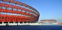 Panjin Red Beach Sports Centre Jinxiu Stadium