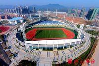 Wuzhou City Hongling Stadium