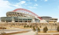 Zibo Sports Center Stadium