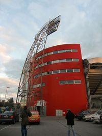 Stadion v Jiráskově ulici