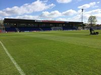 The Cherry Red Records Stadium (Kingsmeadow)