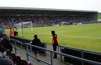 The PTS Academy Stadium (Sixfields Stadium)