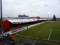 Victoria Road (London Borough of Barking & Dagenham Stadium)