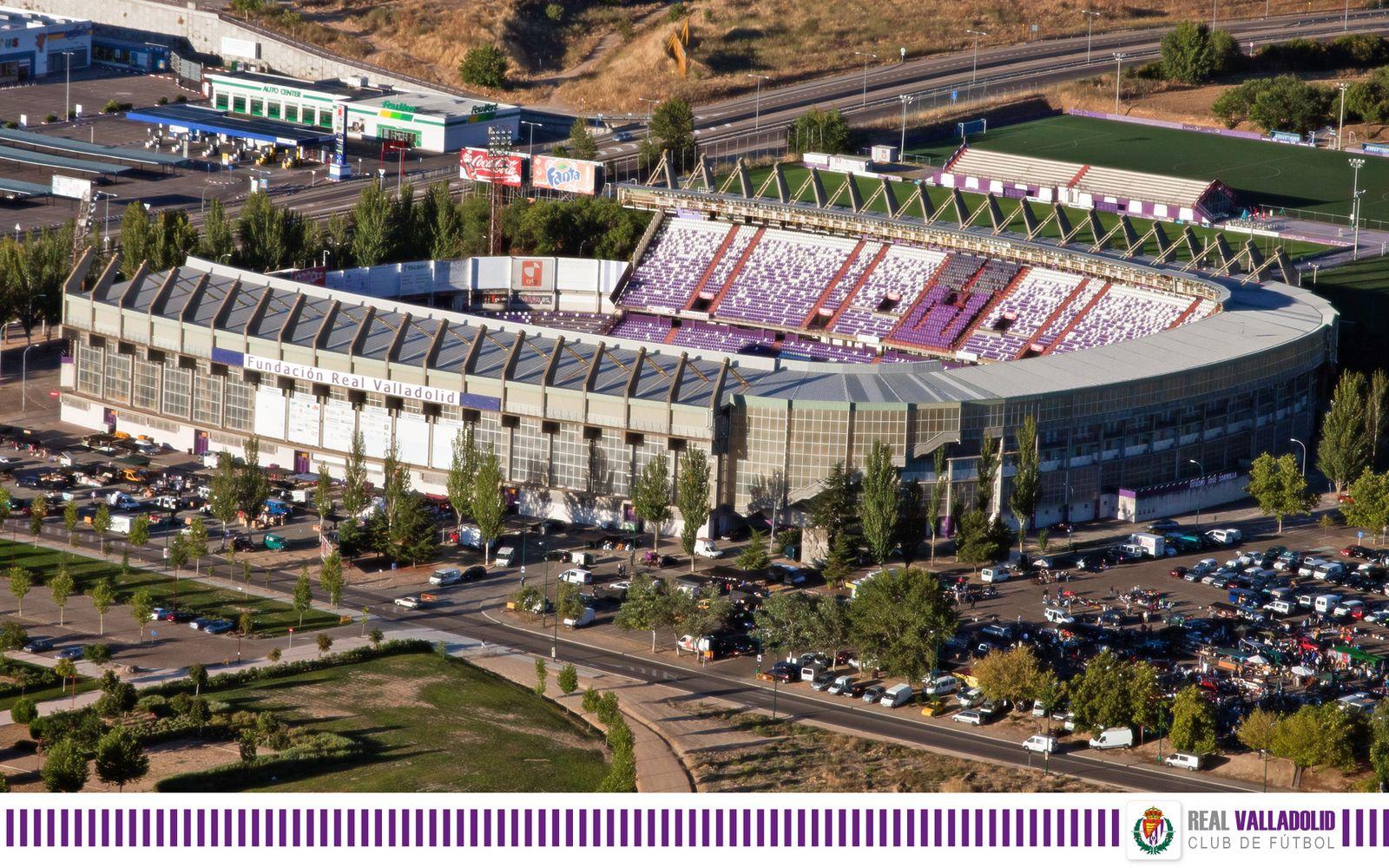 Estadio jos zorrilla - Fotos del real valladolid ...