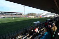 Myyrmäen jalkapallostadion (Pohjola Stadion)