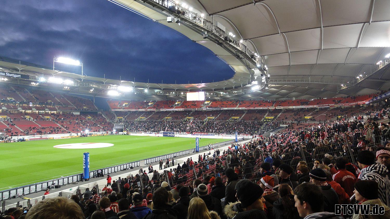 Mercedes benz arena for Inside mercedes benz stadium