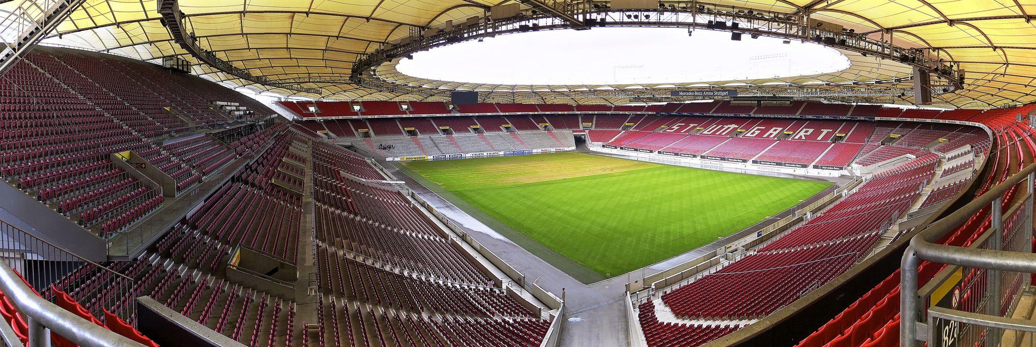 Mercedes-Benz Arena - Stadiony.net