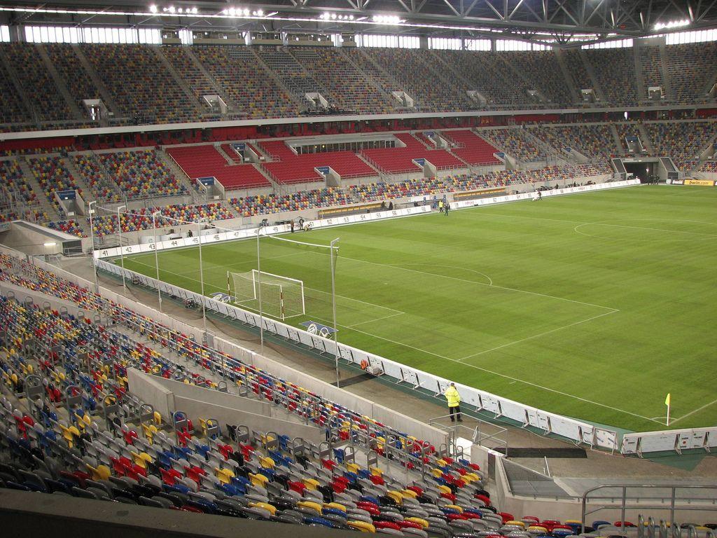 DГјsseldorf Merkur Spiel Arena