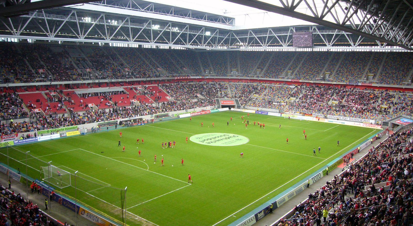 Merkur Arena DГјГџeldorf