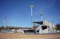 Gazi-Stadion auf der Waldau