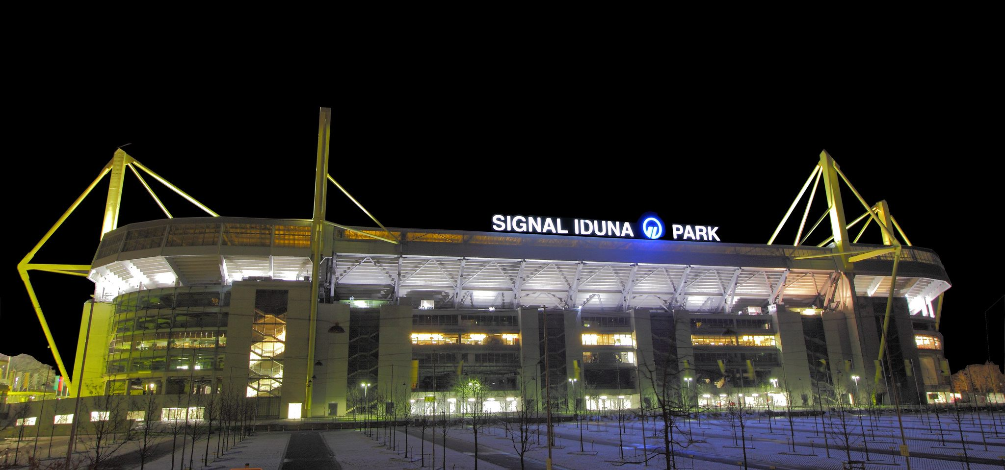 Signal Iduna Park Sitzplätze