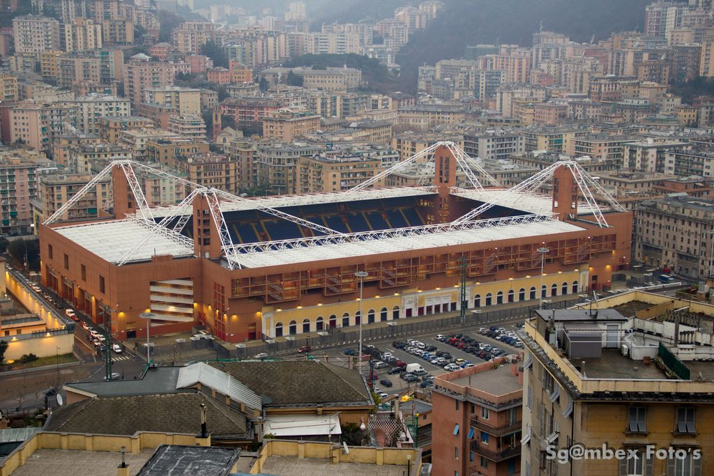 Stadio Comunale Luigi Ferraris Marassi Stadiony Net