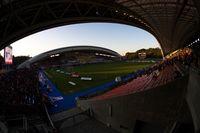 Higashihirao Koen Level-5 Stadium (Hakatanomori Football Stadium)