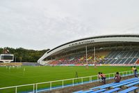 Higashihirao Koen Level-5 Stadium (Hakatanomori Football Stadium)