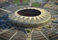 King Abdullah Sports City Stadium (Al-Jawhara Stadium)