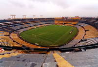 Estadio Universitario (el Volcan)