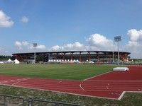 New Clark City Athletics Stadium
