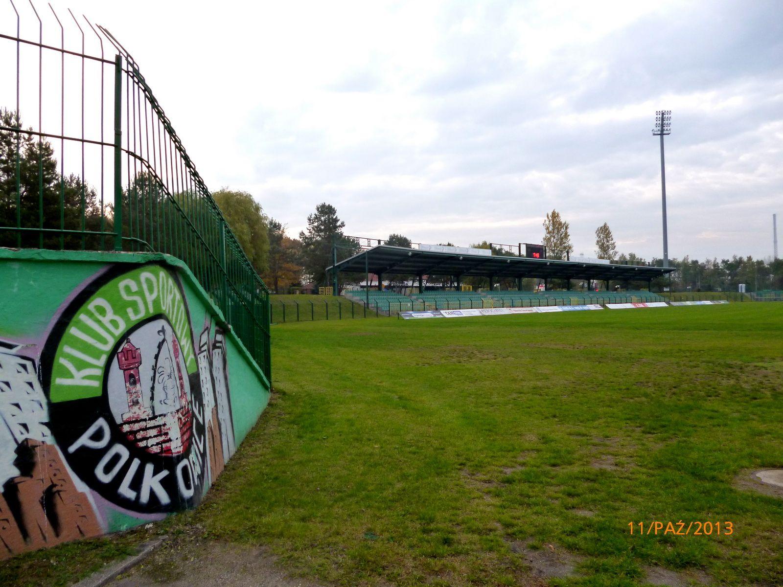 Stadion Miejski w Polkowicach (Stadion Górnika Polkowice