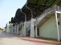 Stadion ŁKS-u Łomża