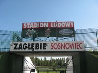 Stadion Ludowy (Stadion Zagłębia Sosnowiec)