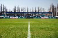 Stadion Miejski Hutnik Kraków (Suche Stawy)