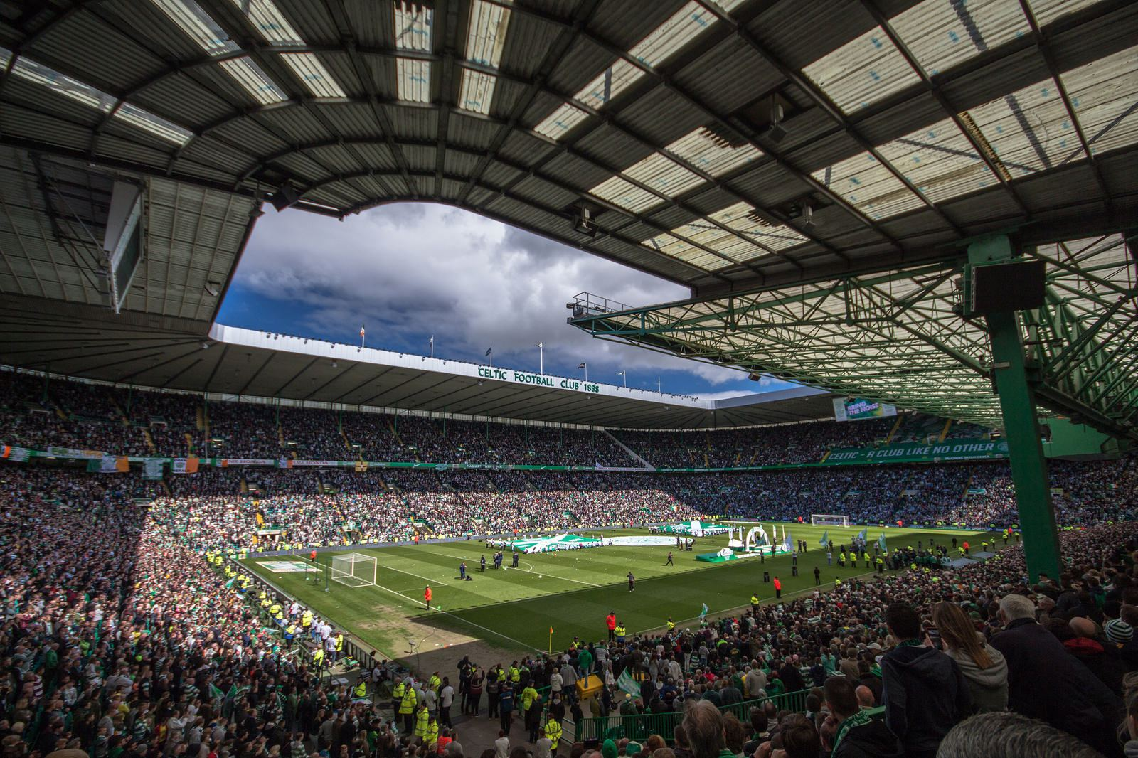celtic stadion