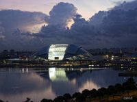 Singapore National Stadium (Singapore Sports Hub)