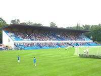 Futbalový štadión FC Nitra (Štadión pod Zoborom)