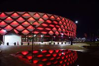 Hazza Bin Zayed Stadium