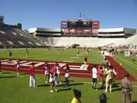 Bobby Bowden Field at Doak Campbell Stadium
