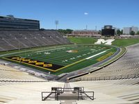 Faurot Field at Memorial Stadium
