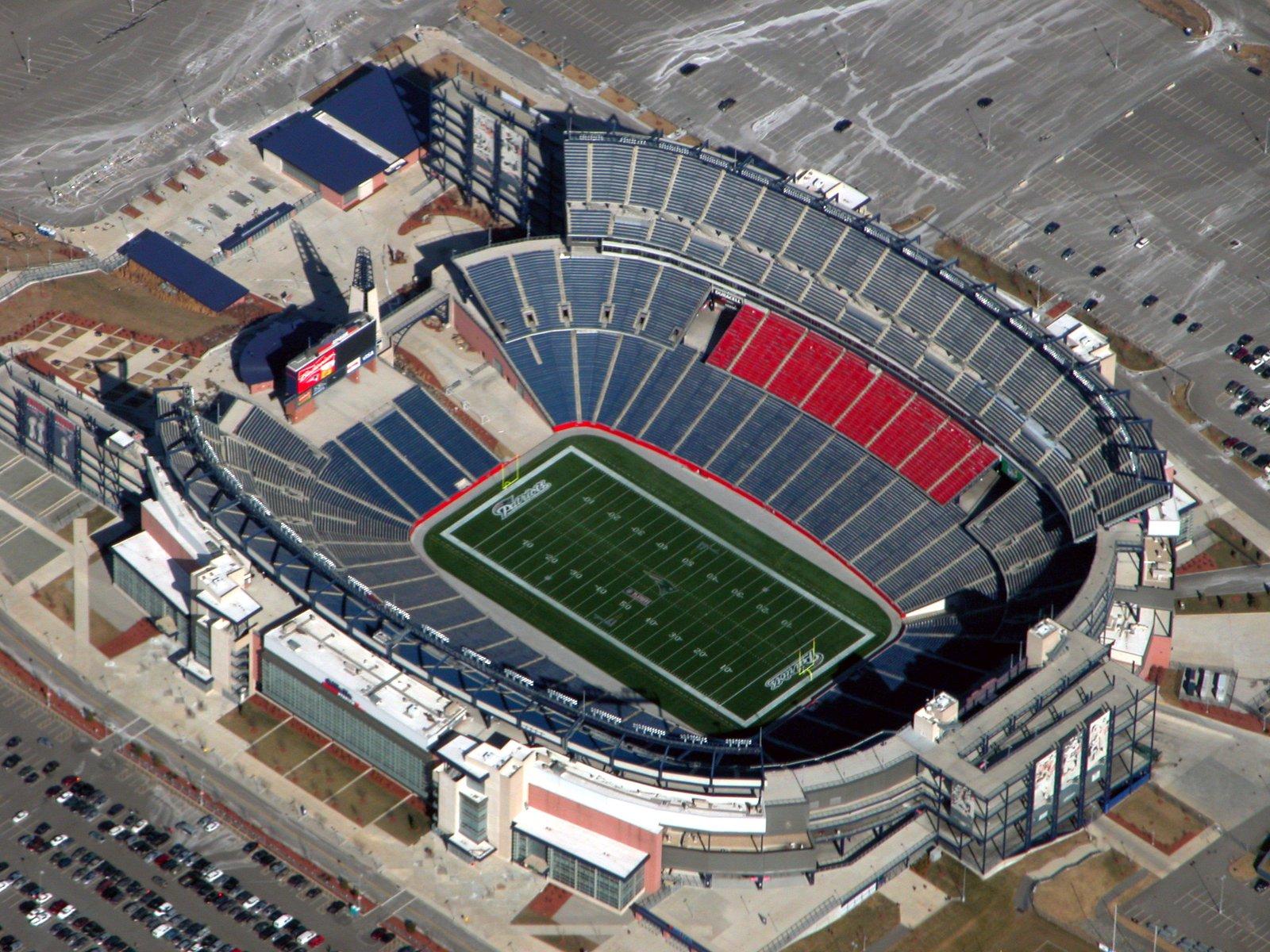 Znalezione obrazy dla zapytania Foxboro Stadium