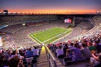 Gillette Stadium (The Razor)