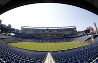 Gillette Stadium (The Razor)