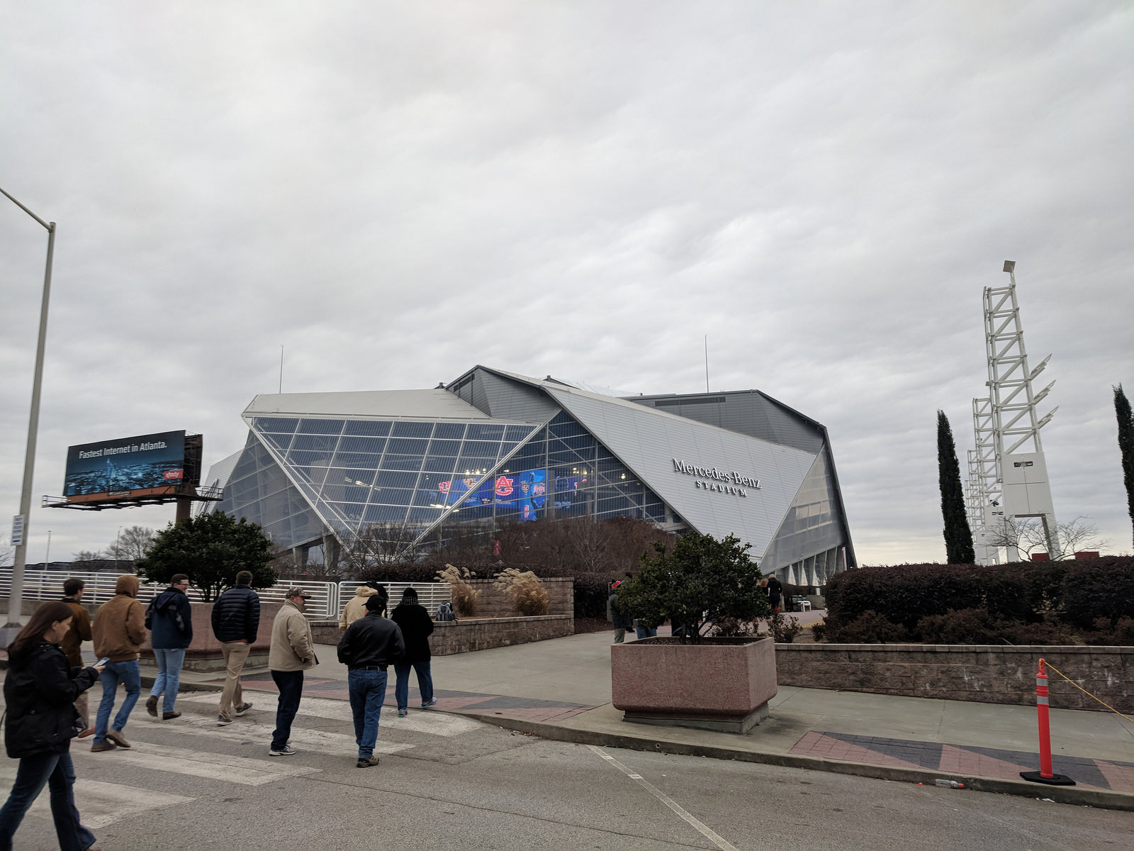 Mercedes Benz Stadium – Stadiony