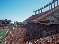 Darrell K Royal - Texas Memorial Stadium