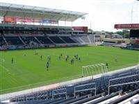 Toyota Park (Herlem Bridge, Bridgeview Stadium)