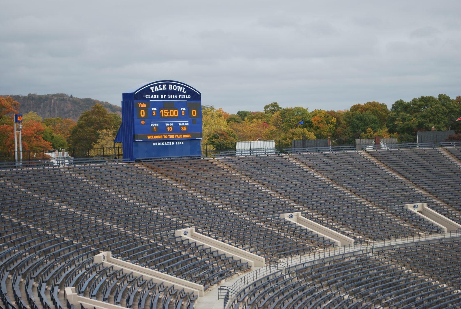 Yale Bowl Stadiony Net