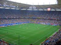 FIFA World Cup Stadium, Hamburg